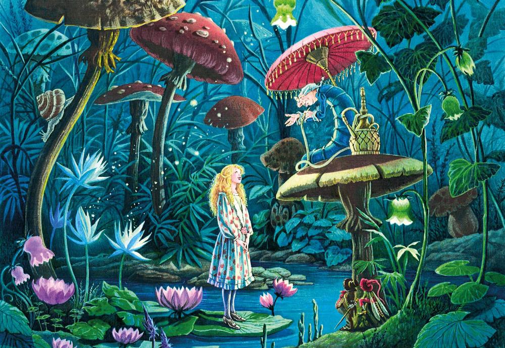 Puzzle Alice au Pays