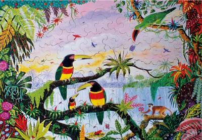Jungle Puzzle
