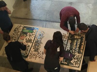 Puzzle en cours