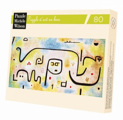 Boîte Puzzle Paul Klee